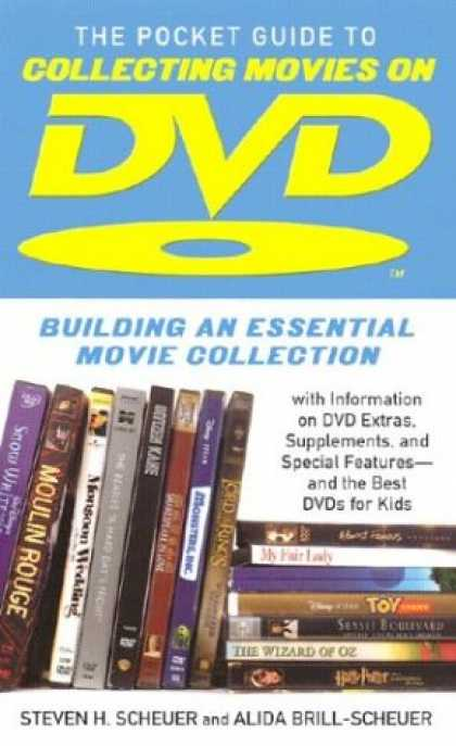 Books About Collecting - The Pocket Guide to Collecting Movies on DVD: Building an Essential Movie Collec