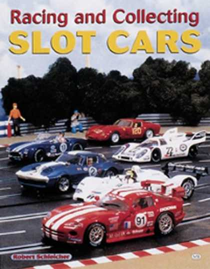 Books About Collecting - Racing and Collecting Slot Cars
