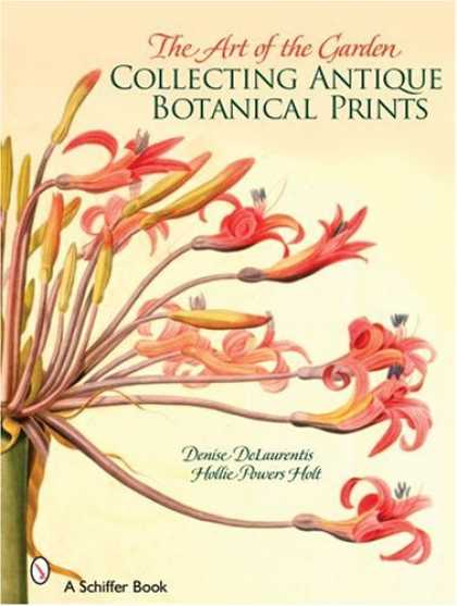 Books About Collecting - The Art of the Garden: Collecting Antique Botanical Prints