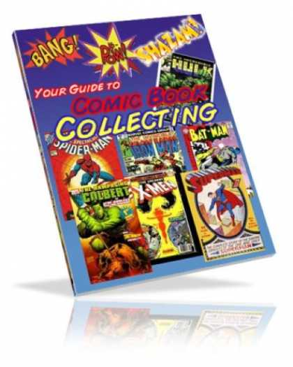 Books About Collecting - A Guide to Comic Book Collecting