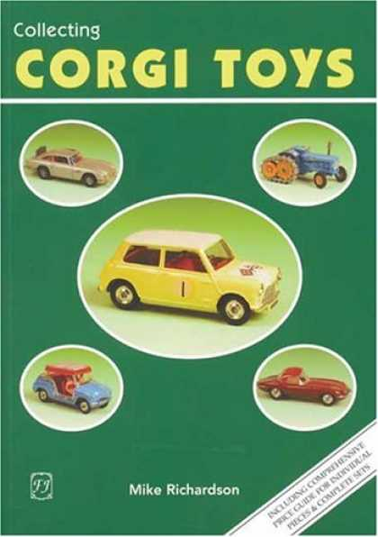 Books About Collecting - Collecting Corgi Toys