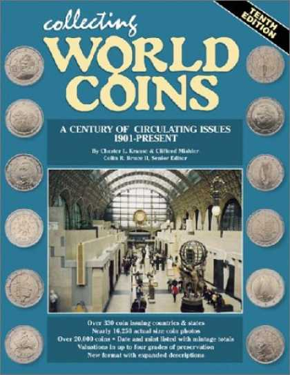 Books About Collecting - Collecting World Coins: More Than a Century of Circulating Issues : 1901-Present