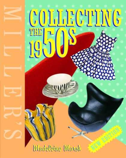 Books About Collecting - Miller's Collecting the 1950s (Miller's Collector's Guides)