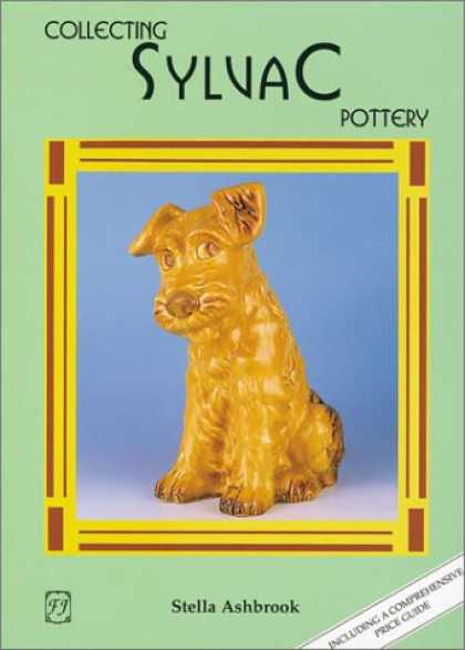 Books About Collecting - Collecting Sylvac Pottery