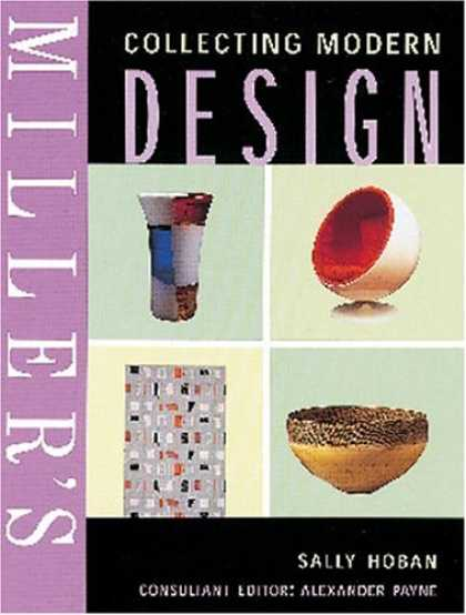 Books About Collecting - Miller's Collecting Modern Design