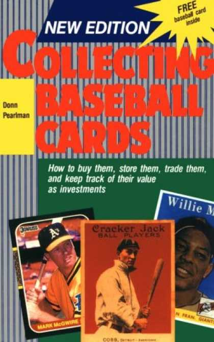 Books About Collecting - Collecting Baseball Cards, 3rd Ed.