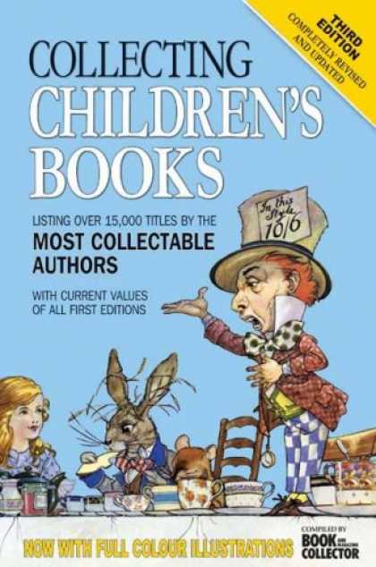 Books About Collecting - Collecting Children's Books