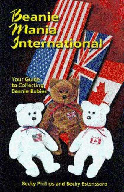 Books About Collecting - Beanie Mania Guidebook: Your Guide to Collecting Beanie Babies