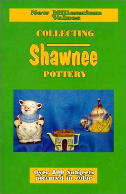 Books About Collecting - Collecting Shawnee Pottery