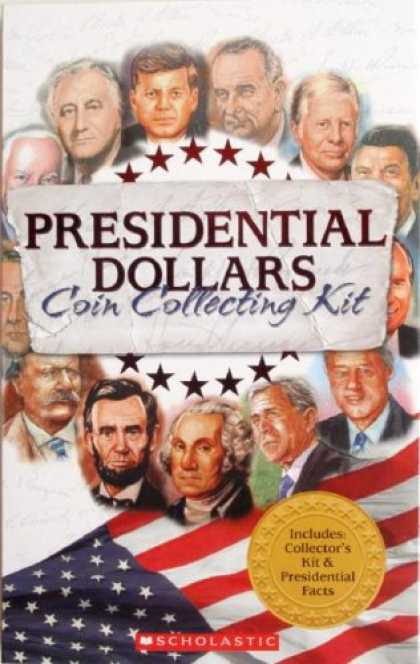 Books About Collecting - Presidential Dollars Coin Collecting Kit