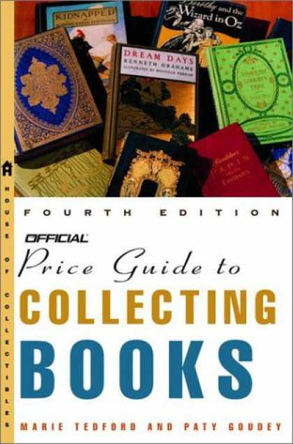 Books About Collecting - The Official Price Guide to Collecting Books, 4th Edition