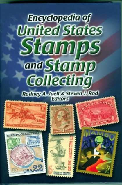 Books About Collecting - Encyclopedia of United States Stamps and Stamp Collecting