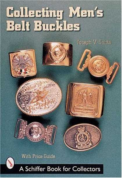 Books About Collecting - Collecting Men's Belt Buckles