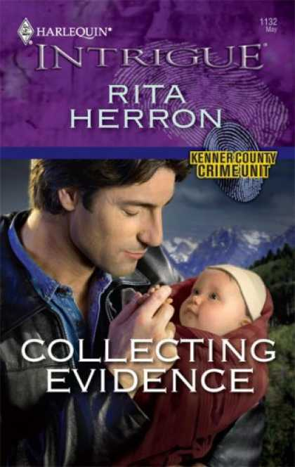 Books About Collecting - Collecting Evidence (Harlequin Intrigue Series)