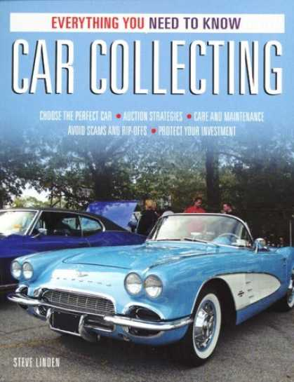 Books About Collecting - Car Collecting: Everything You Need to Know