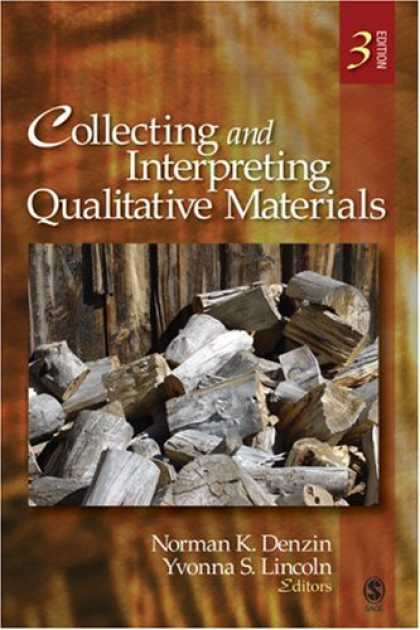 Books About Collecting - Collecting and Interpreting Qualitative Materials