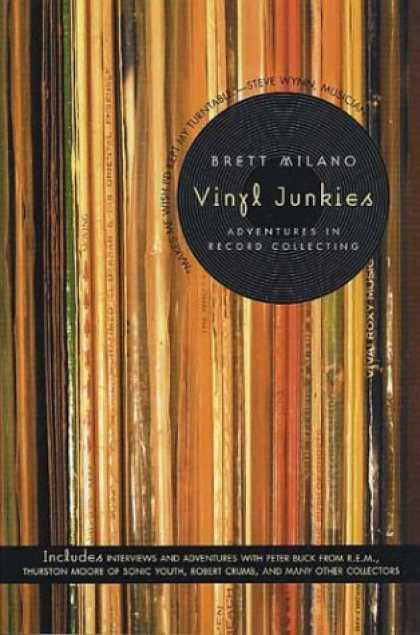 Books About Collecting - Vinyl Junkies: Adventures in Record Collecting