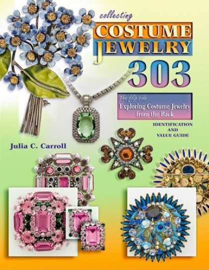 Books About Collecting - Collecting Costume Jewelry 303