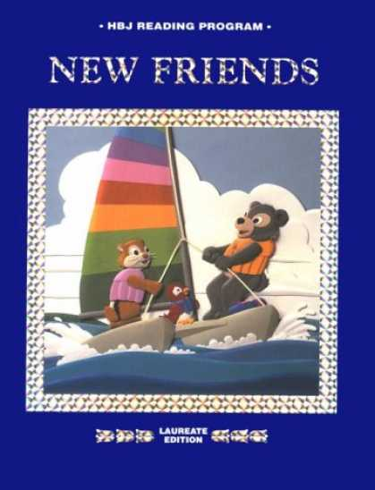 Books About Friendship - New Friends