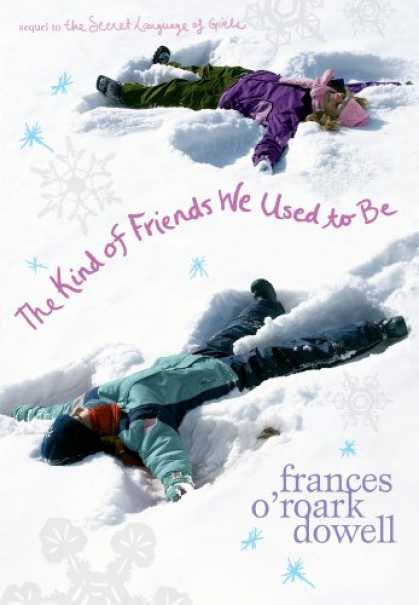 Books About Friendship - The Kind of Friends We Used to Be