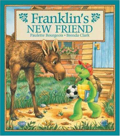 Books About Friendship - Franklin's New Friend