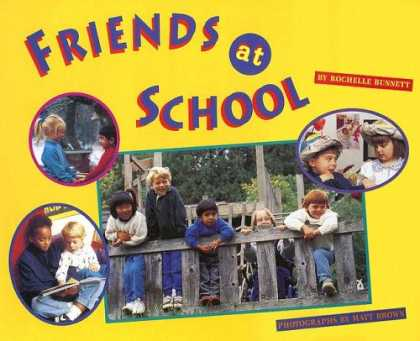 Books About Friendship - Friends at School