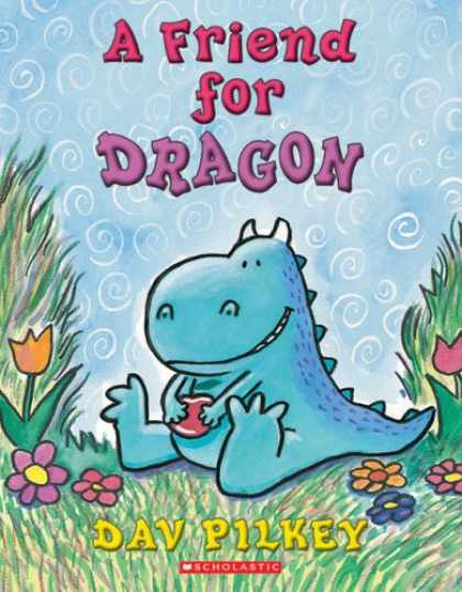 Books About Friendship - A Friend For Dragon (Dragons)