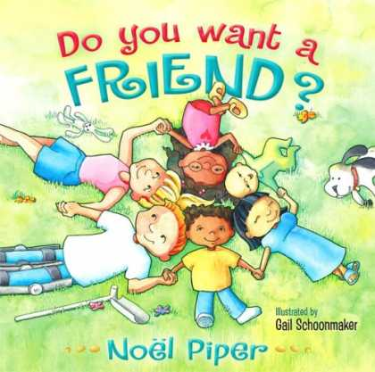 Books About Friendship - Do You Want a Friend?