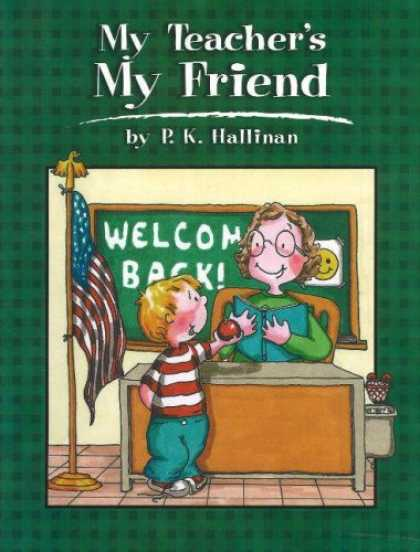 Books About Friendship - My Teacher's My Friend