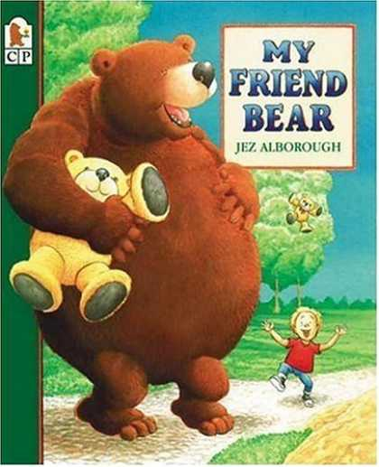 Books About Friendship - My Friend Bear