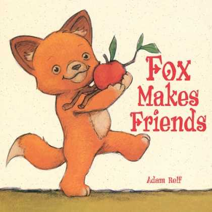 Books About Friendship - Fox Makes Friends