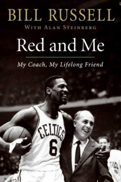Books About Friendship - Red and Me: My Coach, My Lifelong Friend