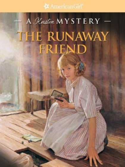 Books About Friendship - The Runaway Friend: A Kirsten Mystery (American Girl Mysteries)