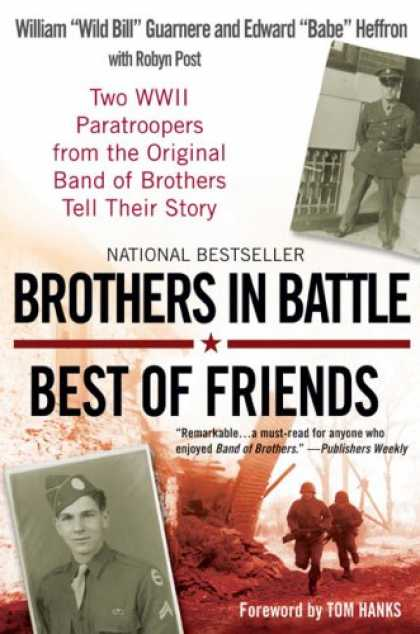 Books About Friendship - Brothers in Battle, Best of Friends