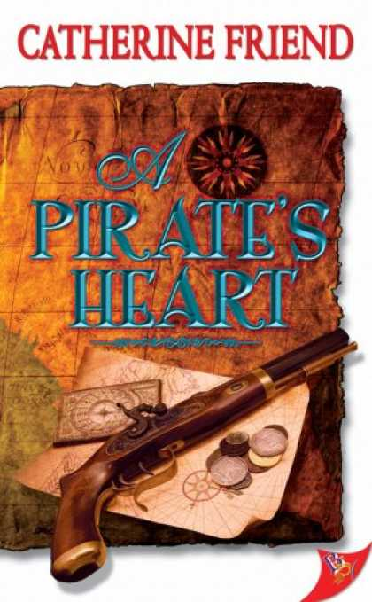 Books About Friendship - A Pirate's Heart