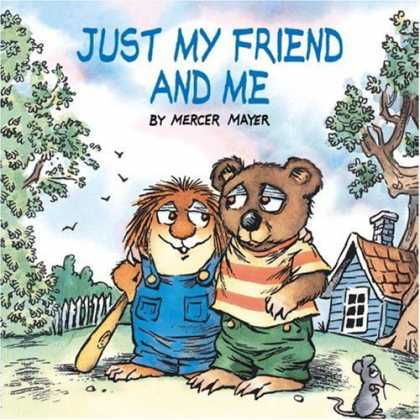Books About Friendship - Just My Friend & Me