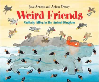 Books About Friendship - Weird Friends: Unlikely Allies in the Animal Kingdom