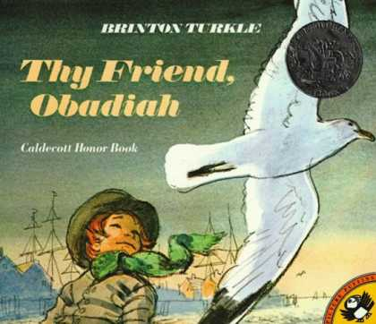 Books About Friendship - Thy Friend, Obadiah (Picture Puffins)