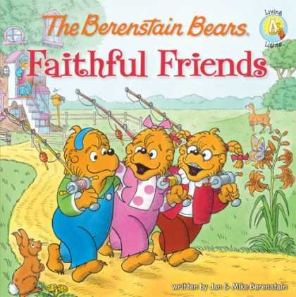 Books About Friendship - The Berenstain Bears Faithful Friends (Berenstain Bears®)