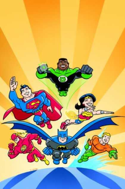 Books About Friendship - Super Friends: For Justice! (Super Friends (DC Comics))