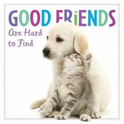 Books About Friendship - Good Friends Are Hard to Find