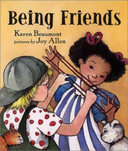 Books About Friendship - Being Friends