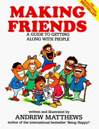 Books About Friendship - Making Friends: 2