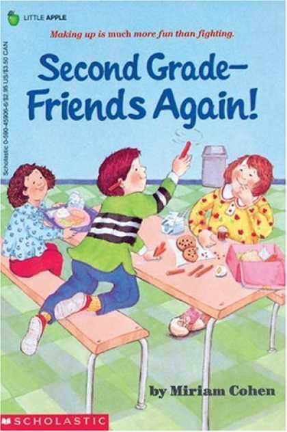 Books About Friendship - Second Grade: Friends Again!