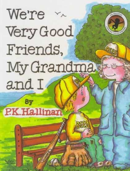 Books About Friendship - We're Very Good Friends, My Grandma and I (We're Very Good Friends (Hardcover Id