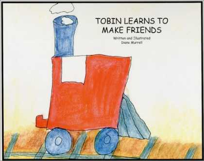 Books About Friendship - Tobin Learns to Make Friends