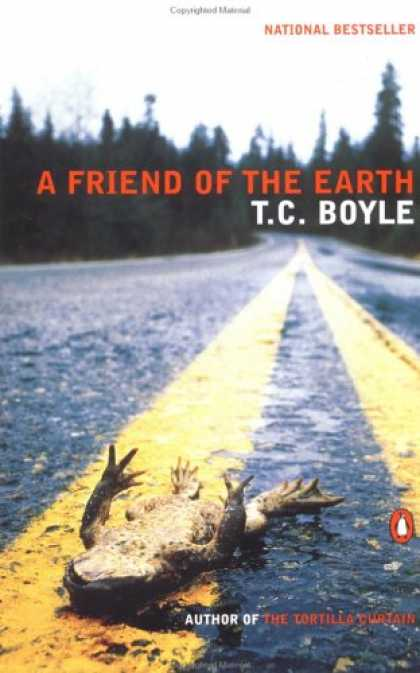 Books About Friendship - A Friend of the Earth