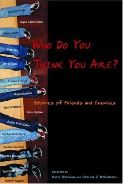 Books About Friendship - Who Do You Think You Are?: Stories of Friends and Enemies