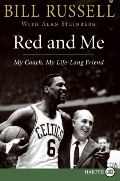 Books About Friendship - Red and Me LP: My Coach, My Lifelong Friend