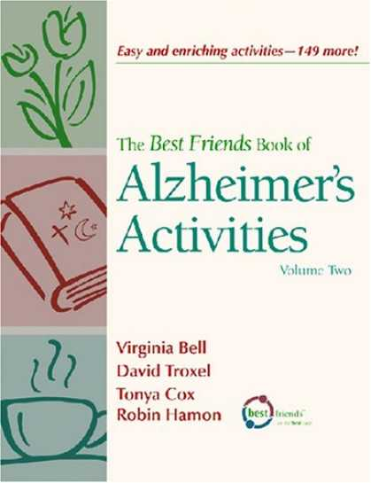 Books About Friendship - The Best Friends Book of Alzheimer's Activities, Volume Two